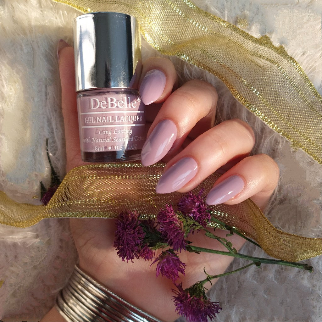 DeBelle Gel Nail Lacquer Mary Magnolia - Fleur Bouquet Collection