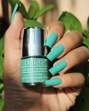 Load image into Gallery viewer, Best mint blue nail polish shade in india for women