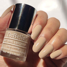 Load image into Gallery viewer, DeBelle creme finish nail polish bottle