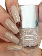Load image into Gallery viewer, DeBele light brown nail polish