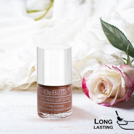 DeBelle Gel Nail Lacquer Roseate Gold