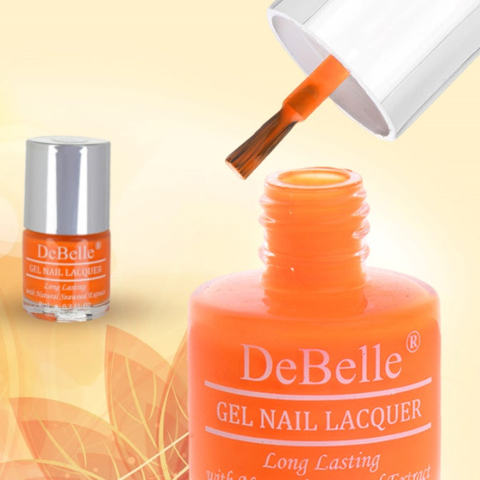 DeBelle Gel Nail Lacquer Viola Dew