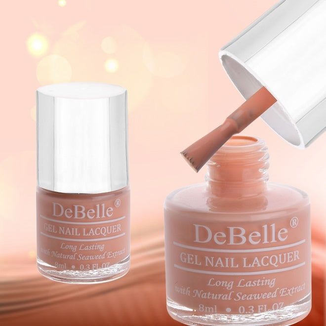 DeBelle Gel Nail Lacquer Choco Latte