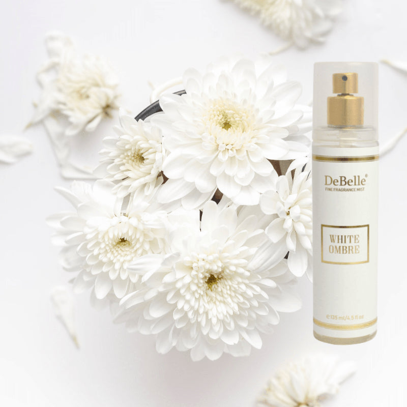 DEBELLE FINE FRAGRANCE BODY MIST WHITE OMBRE