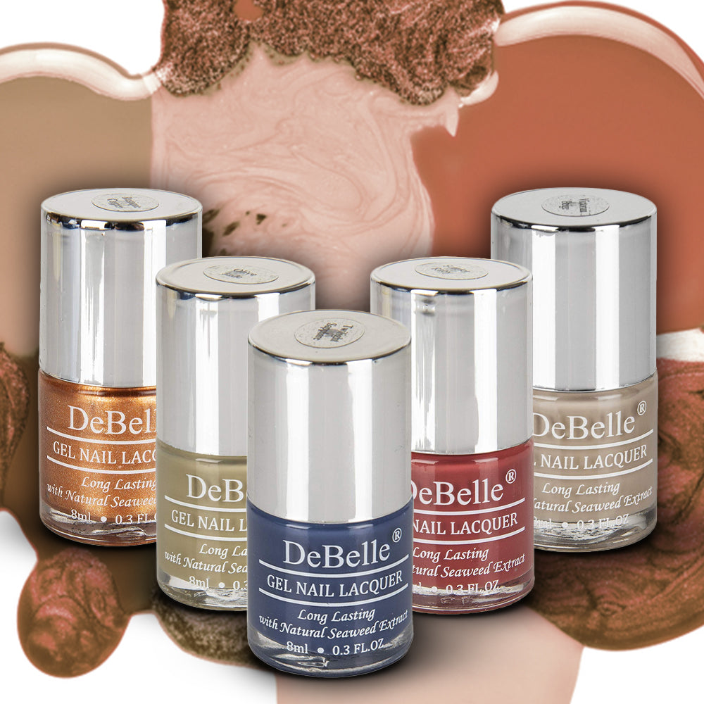 DeBelle Gel Nail Lacquer Twilight Sapphire