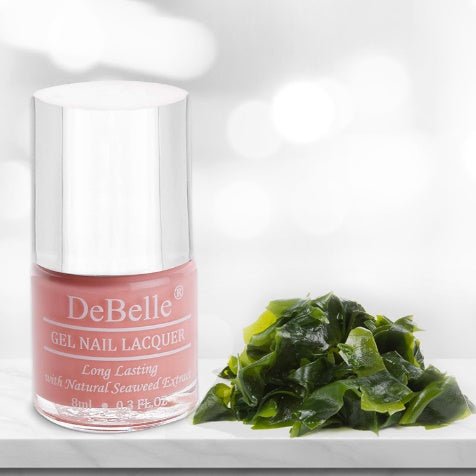 DeBelle Gel Nail Lacquer Apricot Dew