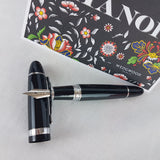 Solid Black Fountain Pen