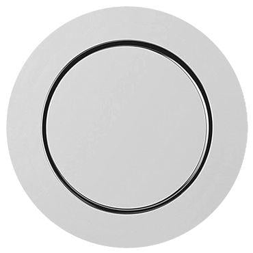 Derwent Macdee Kara 72mm Chrome Single Flush Pneumatic Flush Button SYG608CP Derwent Macdee Toilet Spares Derwent Macdee