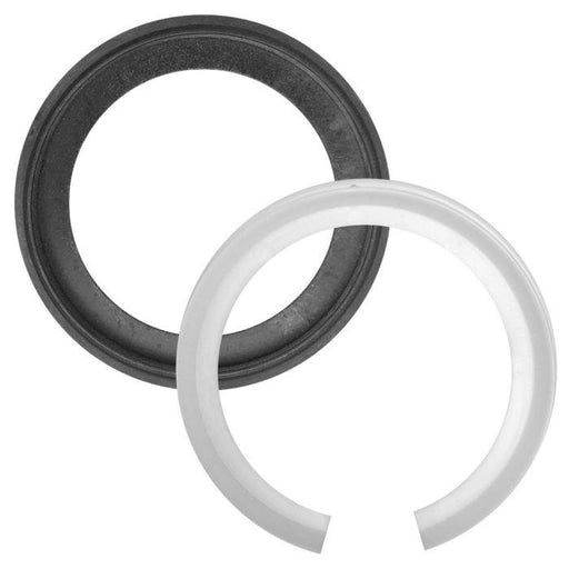 "Geberit 2"" 50mm Concealed Cistern Flush Pipe Seal & Clip 240.139.00.1 Geberit Toilet Spares Geberit"
