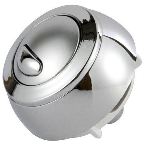 Siamp Optima 50 Dual Flush Chrome Toilet Push Button 34495007 Siamp Toilet Spares Siamp