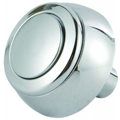 Siamp Storm 33A Single Flush Chrome Toilet Push Button 34335007 Siamp Toilet Spares Siamp