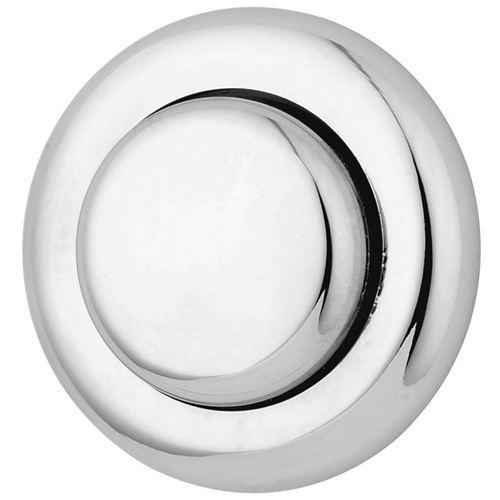 Thomas Dudley Royal Single Flush 51mm Chrome Toilet Push Button 313621 Thomas Dudley Toilet Spares Thomas Dudley