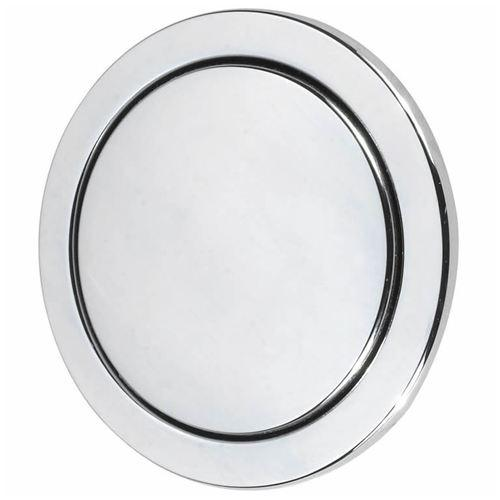 Thomas Dudley Vantage Single Flush 73.5mm Chrome Toilet Push Button 313085 Thomas Dudley Toilet Spares Thomas Dudley