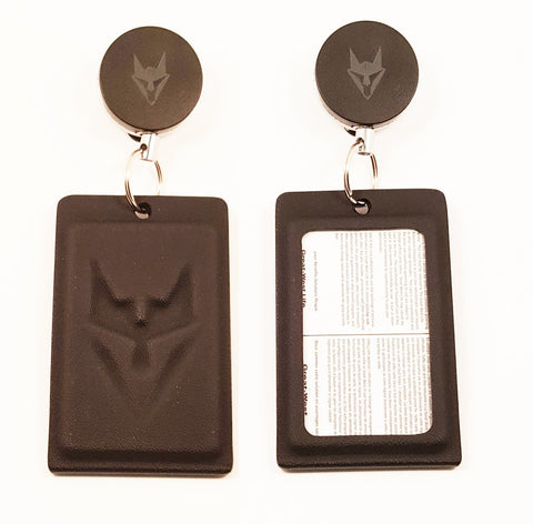 Valkyrie - ID Badge Holder
