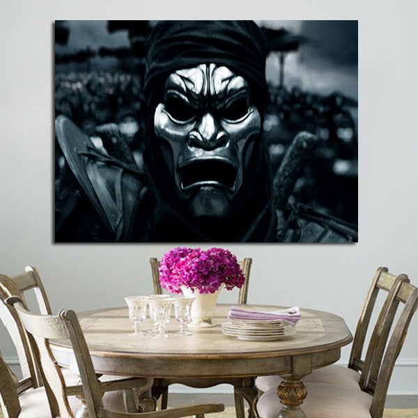 1 Panel Immortal In 300 Wall Art Canvas
