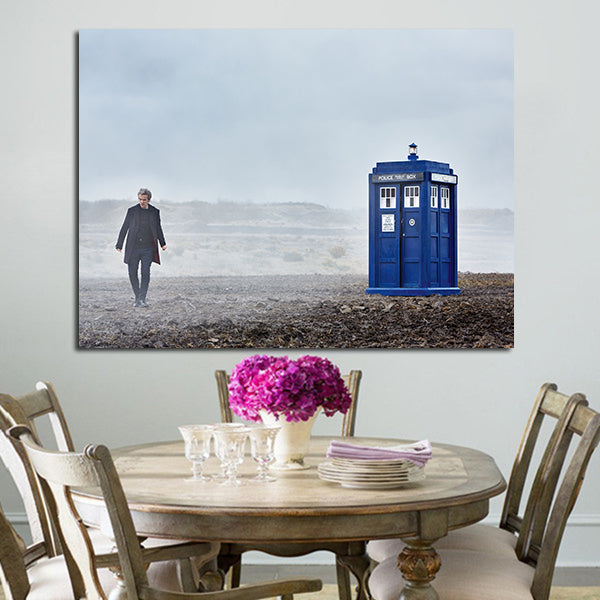 1 Panel Doctor Who The Magician's Apprentice Wall Art Canvas