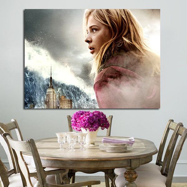 1 Panel Cassie Sullivan In The 5th Wave Wall Art Canvas
