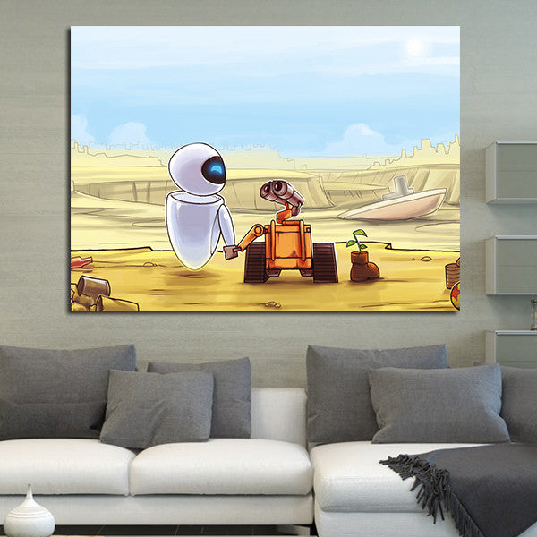 Best Wall E Art Images - Wall Art Design - leftofcentrist.com