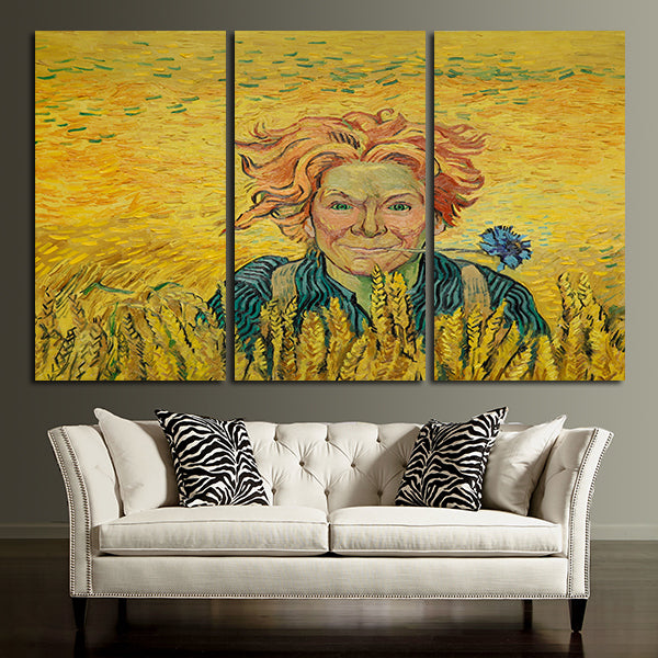 Loving Vincent 3 panel Wall Art Canvas – Tagged \