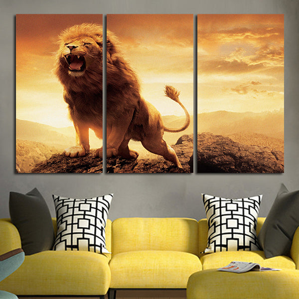 The Chronicles of Narnia 3 panel Wall Art Canvas – Tagged \