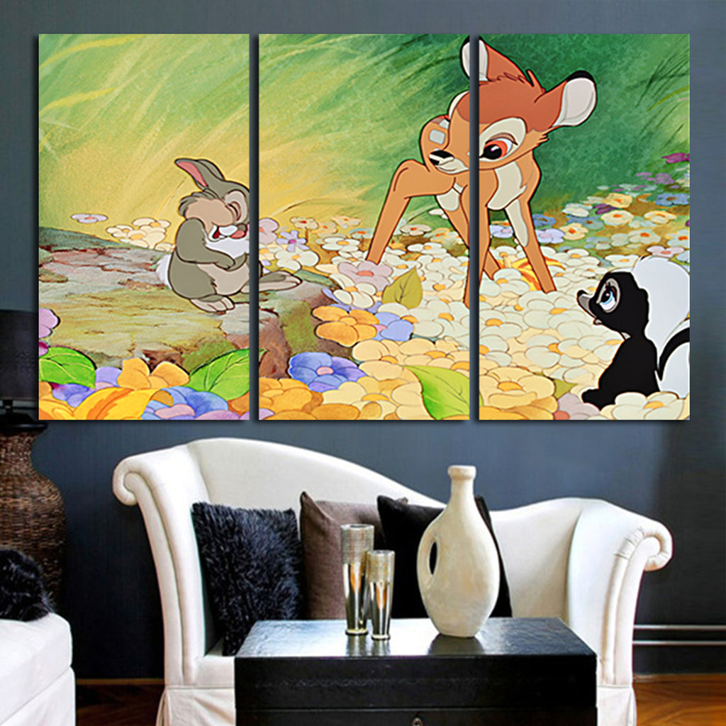 Fancy Multiple Canvas Wall Art Elaboration - The Wall Art ...
