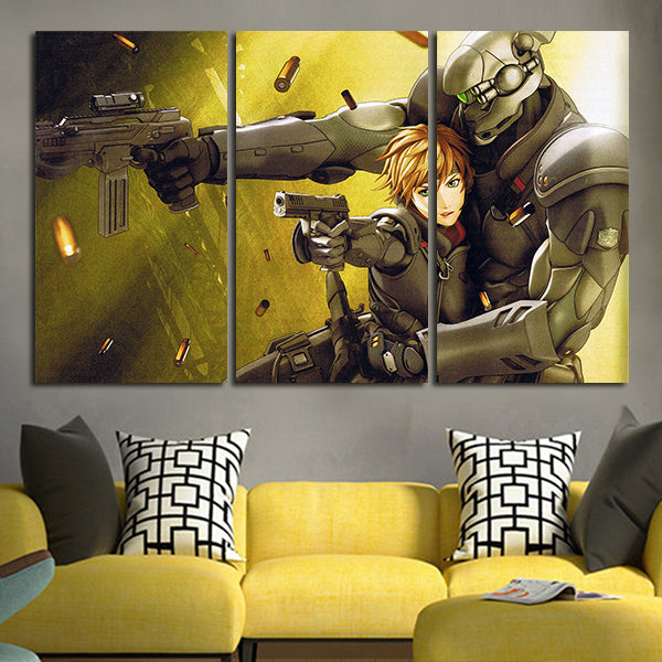 Appleseed 3 panel Wall Art Canvas – Tagged \