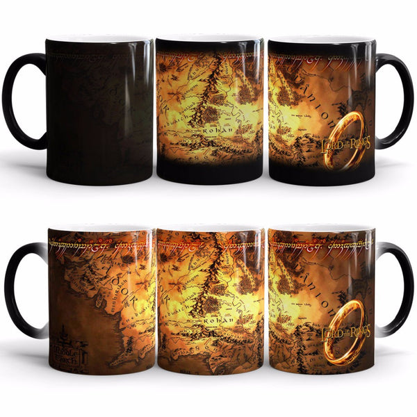 Lord Of The Rings Mug