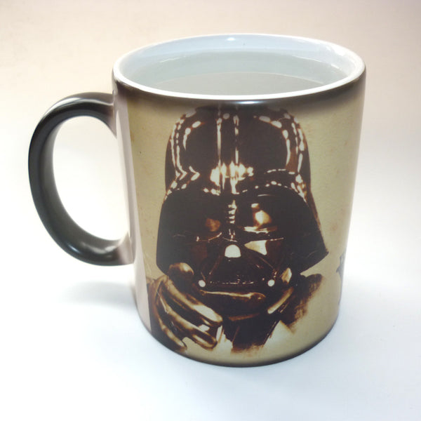 Magic Star Wars Darth Vader Mug