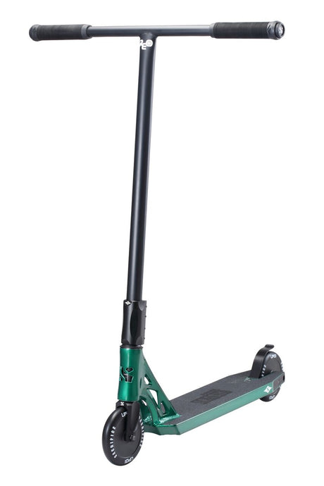 Akashi-120 Racing Green Complete Scooter