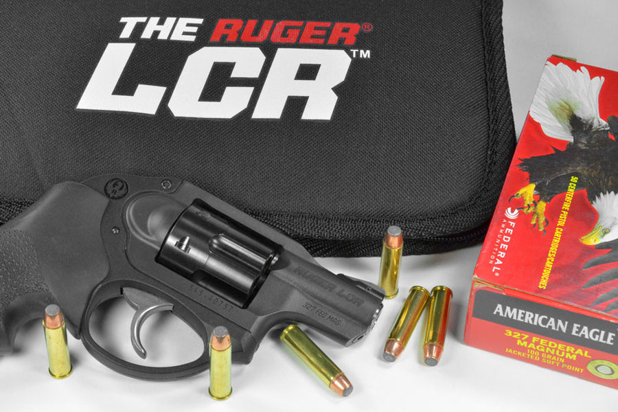 Review: Ruger LCR in .327 Federal Magnum