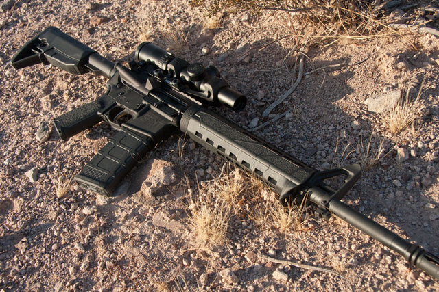 First Look: Springfield Armory SAINT