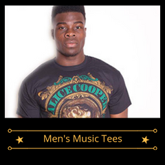 Men's Music Tees