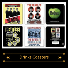 Band Merch - Drinks Coasters