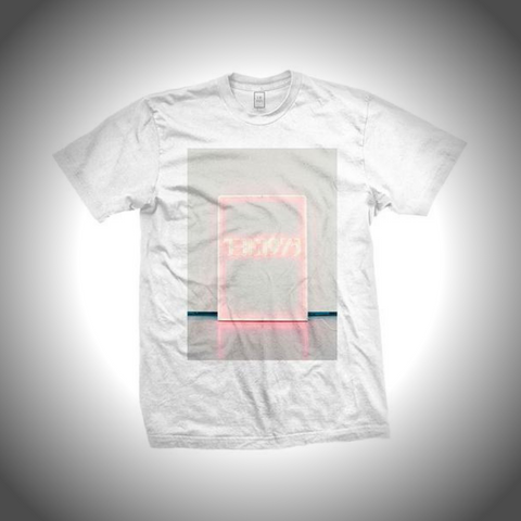 THE 1975 MEN'S TEE: NEON SIGN
