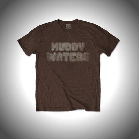 MUDDY WATERS MEN'S TEE: ELECTRIC MUD VINTAGE