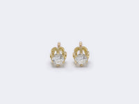 26wd chaton earrings