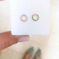 doughnut earrings To Go