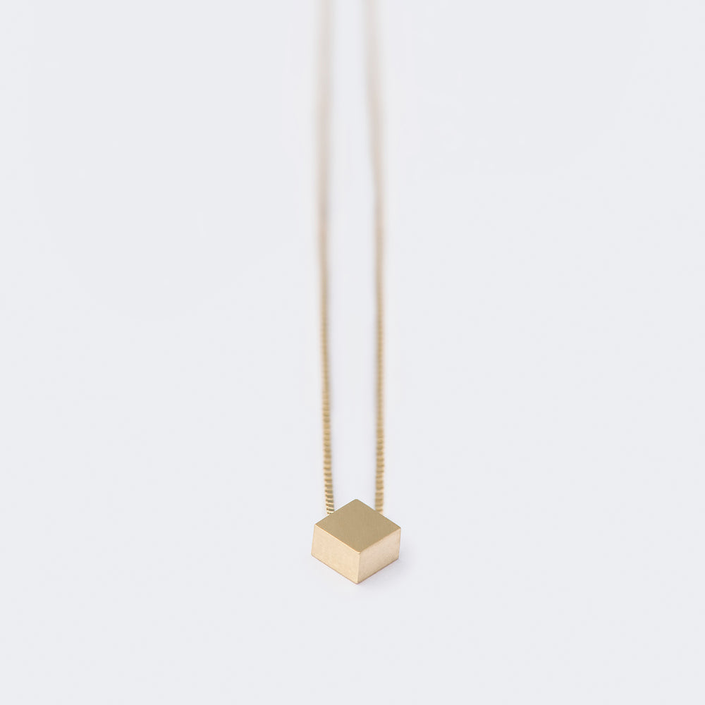 101 Cube necklace