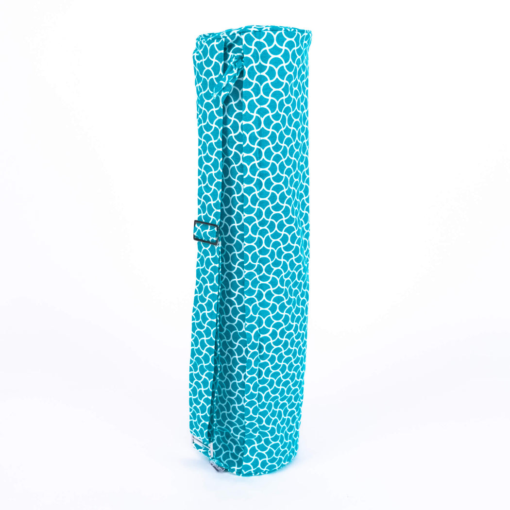 Sea Foam Yoga Mat Carrier Bag (XL)