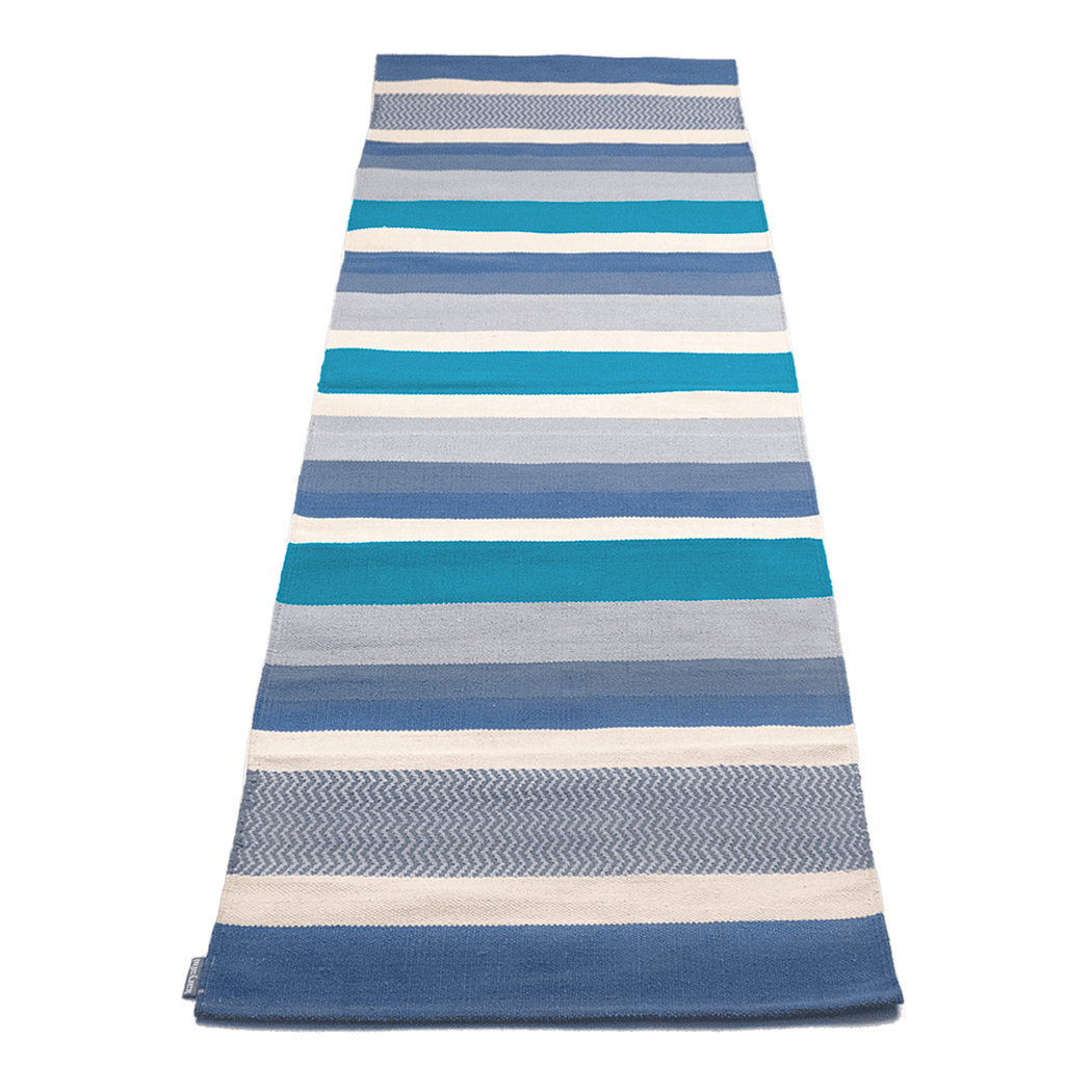 Laut Handloom Cotton Yoga Rug