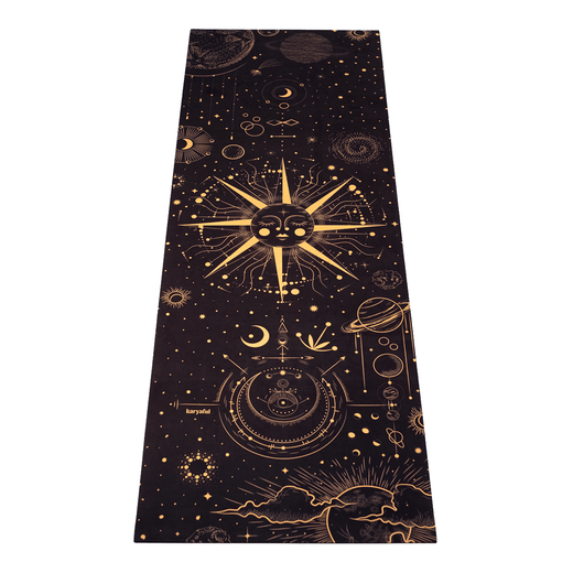 Matahari Yoga Mat by Karyaful