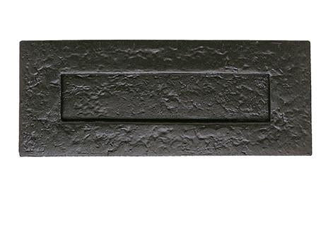 JAB12 Black Antique Letterplate