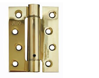 Electroplated Brass Single Action Spring Hinges