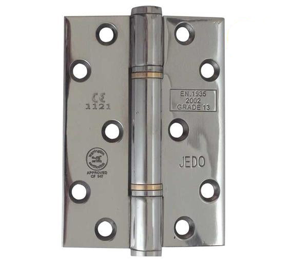 4 Inch Polished Stainless Steel Self Lubricating Hinges