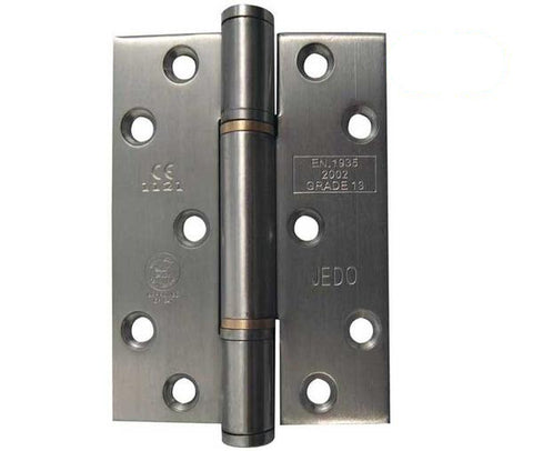 4 Inch Satin Stainless Steel Self Lubricating Hinges