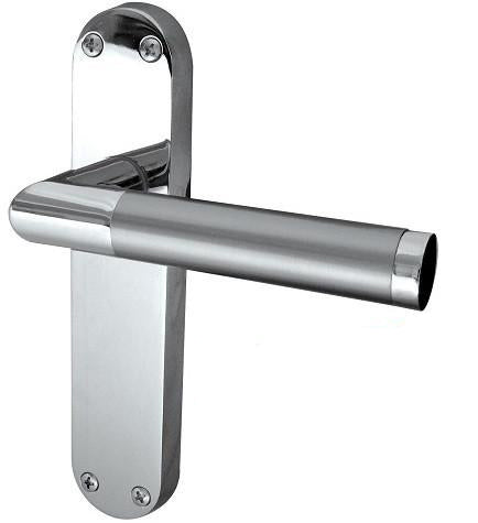 Frelan Hardware Door Handles On Back Plate