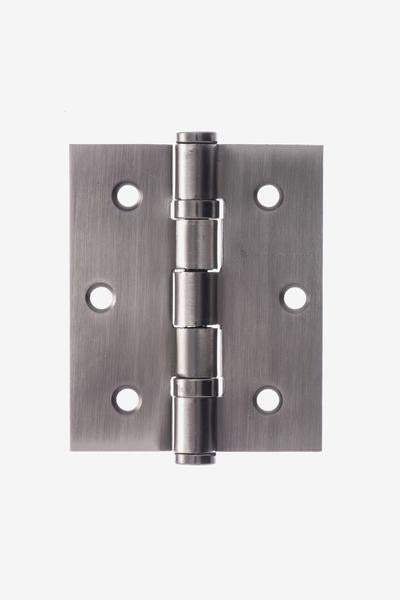 3 Inch Matt Gun Metal Ball Bearing Hinges - A2HB32525MBN