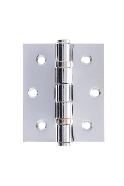 3 Inch Polished Chrome Ball Bearing Hinges A2HB32525-PC
