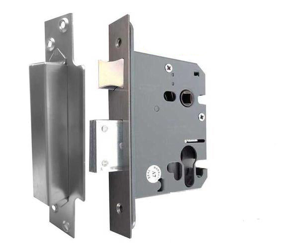 Euro Profile Sash Lock, 2.5 Inch Or 3 Inch