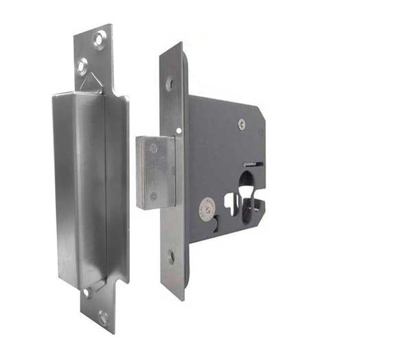 JL1060 Euro Profile Deadlock, 2.5 Inch Or 3 Inch